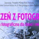 Styczeń z fotografią – zabawa dla dzieci i młodzieży (zaproszenie)