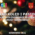 Wspólne kolędowanie online mieszkańców gminy Sosnówka (film)