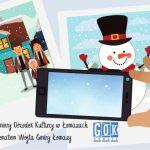 Łomazy: Stwórz rzeźbę ze śniegu i wygraj nagrodę (zaproszenie)