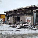Biała Podlaska: Spłonął sklep przy Kościuszki. Pomagamy odbudować firmę!