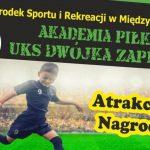 Halowy turniej piłki nożnej dzieci (zaproszenie)