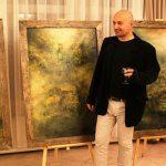 Piotr Kowieski: Sztuka powinna intrygować. – rozmowa z bialskim muzykiem, poetą i malarzem (galeria)