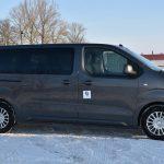 Gmina Międzyrzec Podlaski kupiła nowy samochód  do przewozu osób niepełnosprawnych