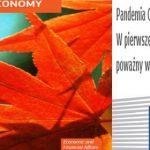 Wieści z Unii: Prognoza gospodarcza jesień 2020
