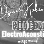 Koncert ElectroAcoustic na drelowskiej Kameralnej Scenie Kultury (zaproszenie)