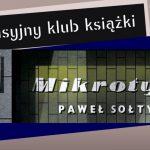 Dyskusyjny Klub Książki zaprasza na spotkanie