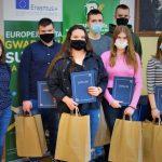 Małaszewicze: Są młodzi, są zdolni i już są Ambasadorami Bezpieczeństwa Kolejowego
