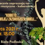 Dzień kobiet GOK Biała Podlaska (zaproszenie)