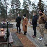 Wisznice: Uczcili Narodowy Dzień Pamięci Żołnierzy Wyklętych (galeria)