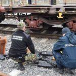 Kryminałki: Terespol: Papierosy na kolei