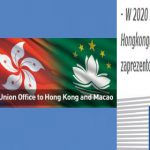 Wieści z Unii: Hongkong pod presją Chin