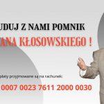 Biała Podlaska: Ruszyła zbiórka na budowę pomnika Romana Kłosowskiego
