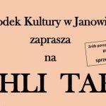 Pchli Targ w Janowie Podlaskim (zaproszenie)