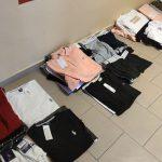 Województwo: Podrobiona odzież na giełdzie w Mokrem