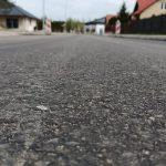 Biała Podlaska: Pierwsza warstwa asfaltu na Nartowskiego i Furmana (galeria)