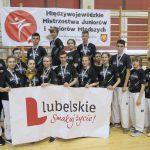 Zawodnicy UKS Hwa-Rang Janów Podlaski z 16 medalami Mistrzostw Juniorów i Juniorów Młodszych w Taekwon-do