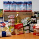 Gm. Sosnówka: Odbiór paczek żywnościowych
