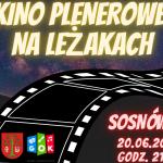 Sosnówka: Wybierz film i przyjdź na seans pod chmurką (zaproszenie)