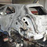 Komunikat: Wypadek podczas naprawy samochodu