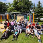 Już jest! Ścieżka edukacyjno-rekreacyjna z parkiem linowym w Zalutyniu (zaproszenie)