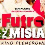 Kino Plenerowe w Huszczy (zaproszenie)