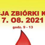 Akcja zbiórki krwi w Międzyrzecu Podlaskim (zaproszenie)