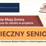 Gm. Międzyrzec Podlaski: Zajęcia z edukacji ekonomicznej dla Seniorów (zaproszenie)