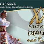 XXX Muzyczne Dialogi nad Bugiem (zaproszenie)