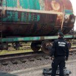 Województwo: Nie całkiem pusta cysterna w Hrubieszowie
