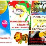Zajęcia w klubach kultury Gminnego Ośrodka Kultury w Białej Podlaskiej (zaproszenie)