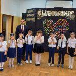 Hrud: Pierwszaki powitały nowy rok szkolny (galeria)
