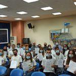 Międzyrzec Podlaski: Uczniowie ZSE szkolili się w Grecji (galeria)