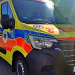 Biała Podlaska: Stacja Pogotowia doposażona w nowy ambulans