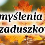 """Rzeczyca: Klub Seniora zaprasza na """"Przemyślenia Zaduszkowe"""" (zaproszenie)"""