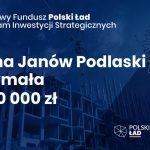 Janów Podlaski: Gmina otrzymała 11,4 mln zł dotacji na rozbudowę i przebudowę oczyszczalni