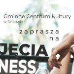Drelów: Zajęcia fitness w Gminnym Centrum Kultury (zaproszenie)