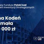 Kodeń: Ponad 11 mln złotych na budowę infrastruktury drogowej i kulturalnej