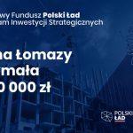 Łomazy: 11,4 mln złotych na modernizacje drogowe i wodno-kanalizacyjne