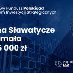 Sławatycze: Miliony z Polskiego Ładu na budowę powiatówki i strażnicy OSP