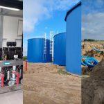 Rzeczyca: Trwa przebudowa stacji uzdatniania wody